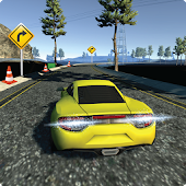 Luxury Sports Car Driving & parking Simulator