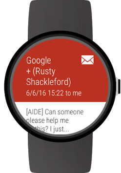 Mail for Wear OS (Android Wear) & Gmail