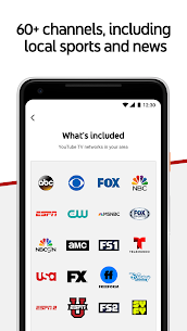 YouTube TV – Watch & Record Live TV 2