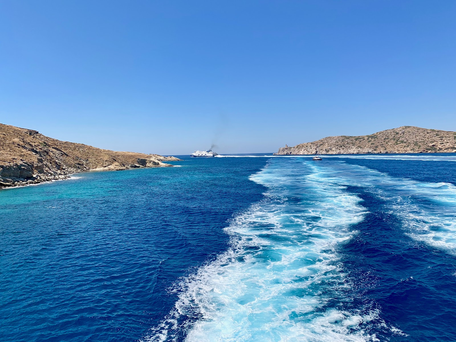 How to get to Paros for 2 days in Paros