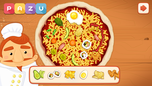 Pizza maker - cooking and baking games for kids 1.03 screenshots 4