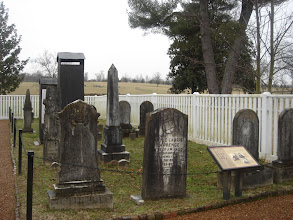 Photo: family graveyard