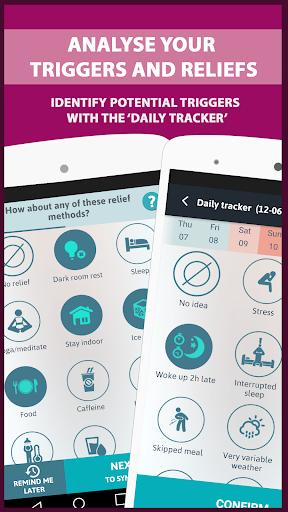 Migraine Buddy - The Migraine and Headache tracker 25.4.7 screenshots 4