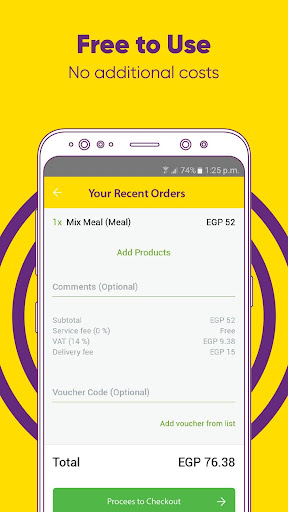 Otlob - Food Delivery for PC