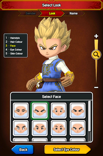 DRAGON QUEST OF THE STARS screenshot 8