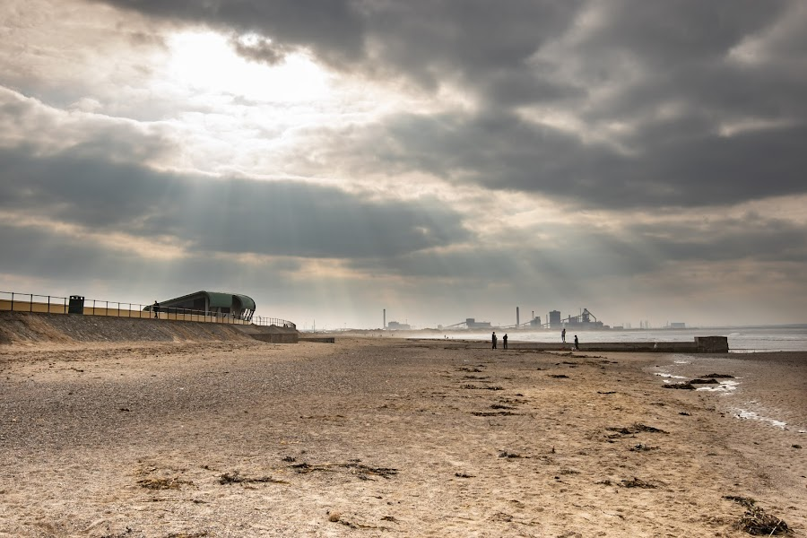 Redcar Seafront by Darren Cocking - City,  Street & Park  Skylines (  )