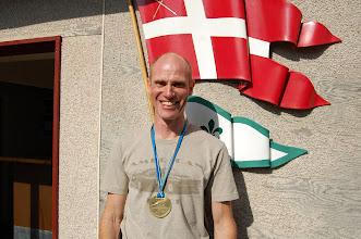 Photo: 2008 VM-vinder i singlesculler for veteraner Kim Libak, Odense Roklub