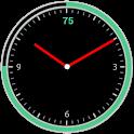 Pastel Clock Widget icon
