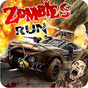 Zombies Run: Survive zombie highway shooting squad