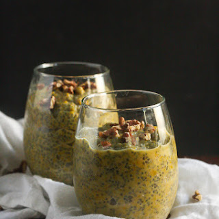 Pumpkin Spice Chia Seed Pudding Recipe