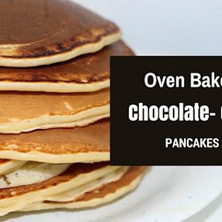 Chocolate Chip Pancakes Without Baking Powder Recipes