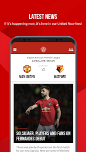Manchester United Official App 7.0.6 Mod APK Updated 2