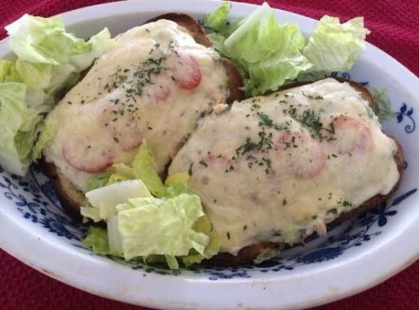 Zippy Tuna Melts Recipe