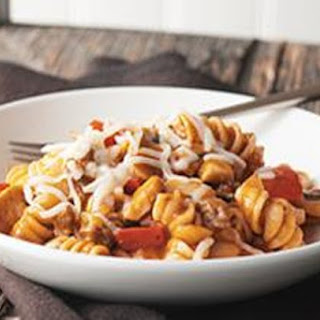 All-in-One-Pot Saucy Pasta