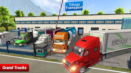 Offroad Truck Driving Simulator Free ss1