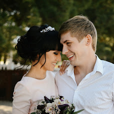 Wedding photographer Elena Kuzina (EKcamera). Photo of 25.10.2017