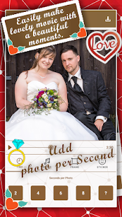 Wedding Photo To Video Maker - náhled