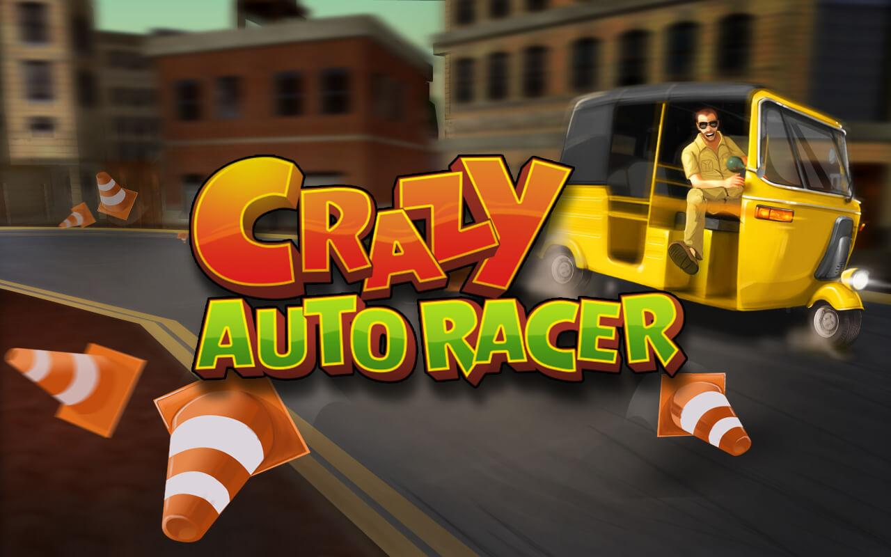 Crazy Auto Traffic Racer- screenshot