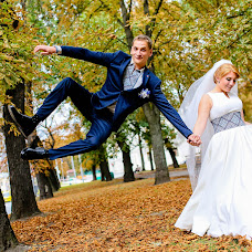 Wedding photographer Andrey Kuchirenko (Kuchyrenko). Photo of 08.10.2017