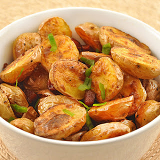 Andouille Roasted Potatoes.