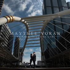 Wedding photographer Maythee Voranisarakul (voranisarakul). Photo of 11.12.2017