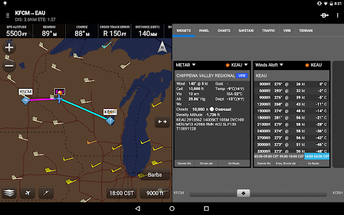 Garmin Pilot Screenshot 12