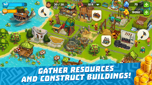 The Tribez: Build a Village android2mod screenshots 4