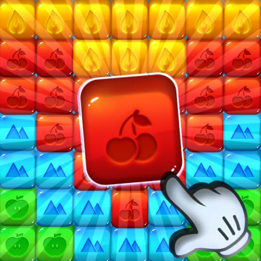 Cubes Pop - Blast 2 Cubes