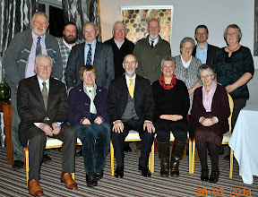 Photo: INSTITUTE of NORTHERN IRELAND BEEKEEPERS Committee 2014