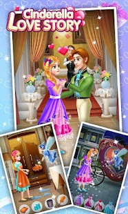 Download Cinderella Love Story For PC Windows and Mac apk screenshot 2