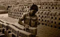 brickmaking in Qatar