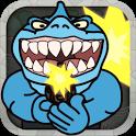 Sharks Vs Zombies - Free! icon