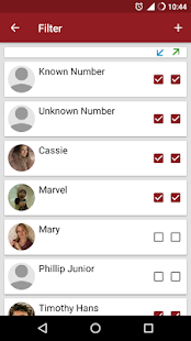 RMC: Android Call Recorder Screenshot