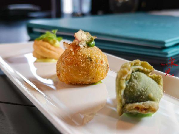 Bencotto義大利餐廳。台北文華東方酒店-食藝、食材與食器都精彩的五感饗宴,創新技法的摩登義大利美食