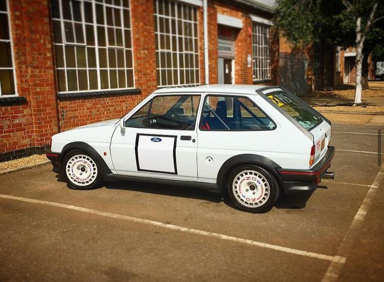 Ford Fiesta Xr2 Hire London
