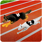 Dog Racing Fever 3D