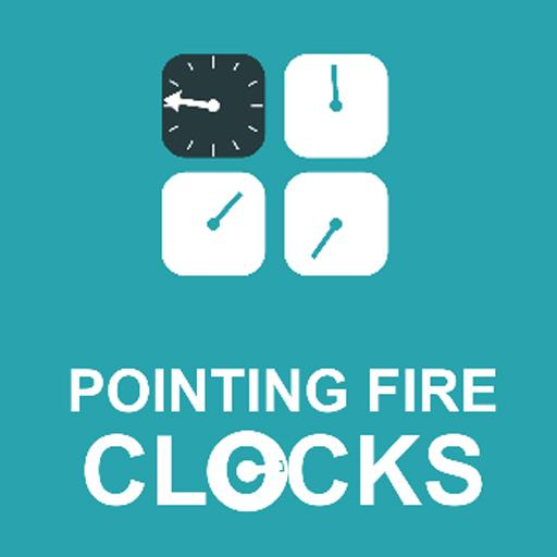 Pointing Fire Clocks (game)