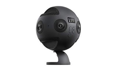 Insta 360 Pro Mono & 3D Stereo 360