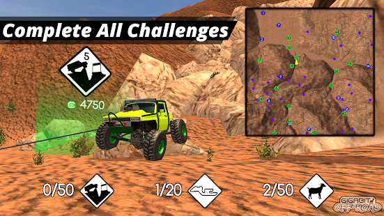 Game Gigabit Off-Road APK for Windows Phone