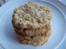 Great Grandma Johnson's Oatmeal Cookies
