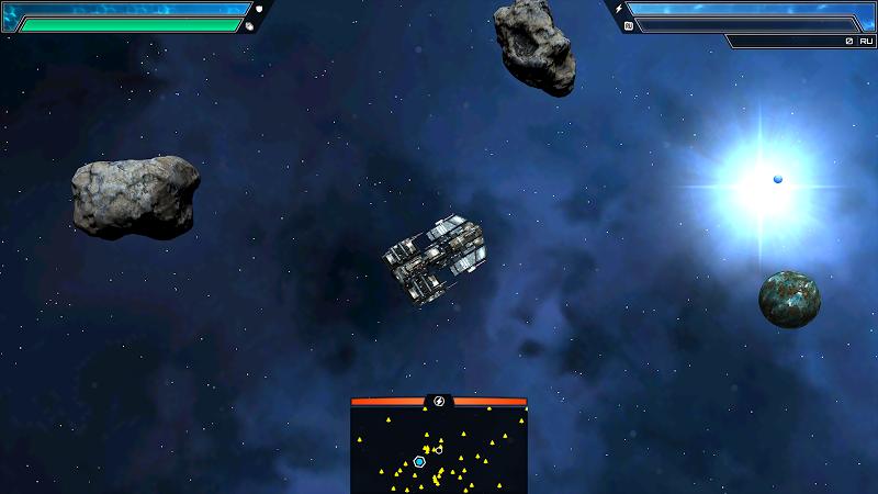 Starlost - Space Shooter Screenshot 0