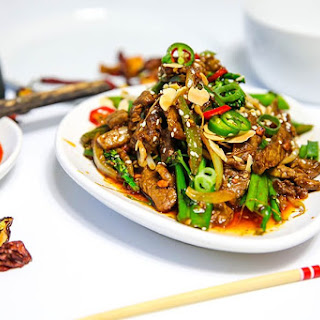 Sichuan Beef and Broccoli Recipe