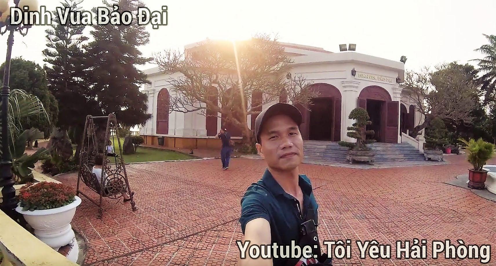 Điểm check in chụp ảnh Dinh Vua Bảo Đại ở Đồ Sơn Hải Phòng 4