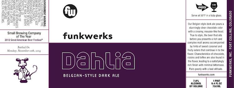 Logo of Funkwerks Dahlia