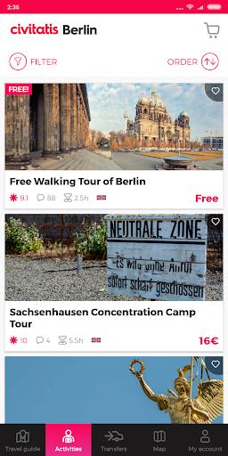 Berlin Guide by Civitatis screenshots 3