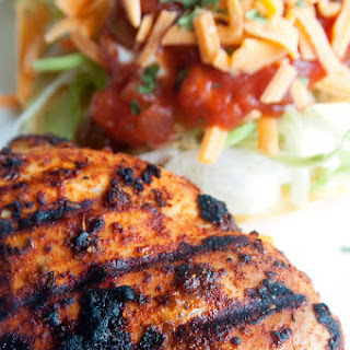 BBQ Tex Mex Chicken Breasts