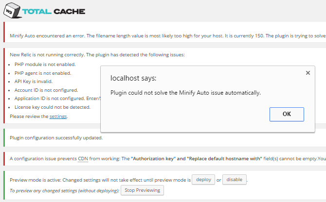 W3 Total Cache How to Set it Up