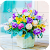 Tile Puzzle Flowers Bouquet file APK for Gaming PC/PS3/PS4 Smart TV