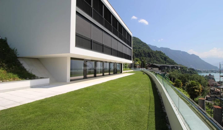 Appartement avec piscine Montreux