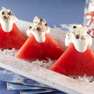 Snow Capped Watermelon Mountains Recipe